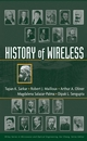 History of Wireless (0471718149) cover image