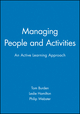 Managing People and Activities: An Active Learning Approach (0631196749) cover image