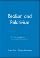Realism and Relativism, Volume 12 (0631233849) cover image