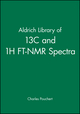 Aldrich Library of 13C and 1H FT-NMR Spectra (0941633349) cover image
