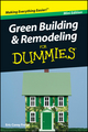 Green Building and Remodeling For Dummies, Mini Edition (1118042549) cover image
