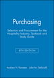 Purchasing: Selection and Procurement for the Hospitality Industry, 8e with Study Guide Set (1118115449) cover image