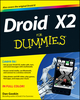 Droid X2 For Dummies (1118148649) cover image