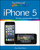 Teach Yourself VISUALLY iPhone 5 (1118352149) cover image