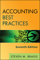 Accounting Best Practices, 7th Edition (1118404149) cover image
