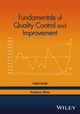 Fundamentals of Quality Control and Improvement, 4th Edition (1118705149) cover image