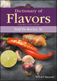 Dictionary of Flavors, 3rd Edition (1118856449) cover image