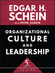 Organization Culture and Leadership, 5th Edition (1119212049) cover image