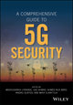 A Comprehensive Guide to 5G Security (1119293049) cover image