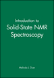 Introduction to Solid-State NMR Spectroscopy (1405109149) cover image
