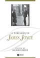 A Companion to James Joyce (1405110449) cover image