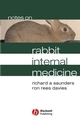 Notes on Rabbit Internal Medicine (1405115149) cover image