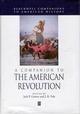 A Companion to the American Revolution (1405116749) cover image