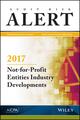 Audit Risk Alert: Not-for-Profit Entities Industry Developments, 2017 (1945498749) cover image