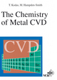 The Chemistry of Metal CVD (3527615849) cover image