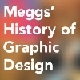Meggs' History of Graphic Design, Fifth Edition Flashcards App (WS100049) cover image