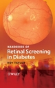 Handbook of Retinal Screening in Diabetes (047002884X) cover image