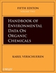 Handbook of Environmental Data on Organic Chemicals, Four Volume Set, 5th Edition (047017174X) cover image