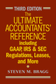 The Ultimate Accountants' Reference: Including GAAP, IRS and SEC Regulations, Leases, and More, 3rd Edition (047057254X) cover image