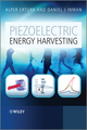 Piezoelectric Energy Harvesting (047068254X) cover image