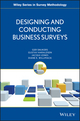 Designing and Conducting Business Surveys (047090304X) cover image