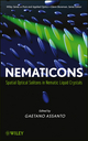 Nematicons: Spatial Optical Solitons in Nematic Liquid Crystals (047090724X) cover image