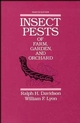 Insect Pests of Farm, Garden, and Orchard, 8th Edition (047101124X) cover image