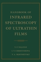 Handbook of Infrared Spectroscopy of Ultrathin Films (047135404X) cover image