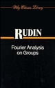 Fourier Analysis on Groups (047152364X) cover image