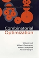 Combinatorial Optimization (047155894X) cover image