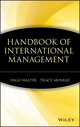 Handbook of International Management (047160674X) cover image