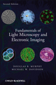 Fundamentals of Light Microscopy and Electronic Imaging, 2nd Edition (047169214X) cover image