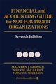 Financial and Accounting Guide for Not-for-Profit Organizations, 7th Edition (047173814X) cover image