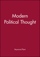 Modern Political Thought (063114224X) cover image