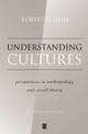 Understanding Cultures: Perspectives in Anthropology and Social Theory, 2nd Edition (063122114X) cover image