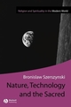 Nature Technology and the Sacred (063123604X) cover image