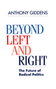 Beyond Left and Right: The Future of Radical Politics (074566654X) cover image