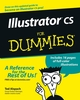 Illustrator cs For Dummies (076454084X) cover image