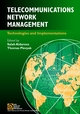 Telecommunications Network Management: Technologies and Implementations (078033454X) cover image