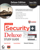 CompTIA Security+ Deluxe Study Guide Recommended Courseware: Exam SY0-301 (111801474X) cover image