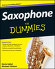 Saxophone For Dummies (111808974X) cover image
