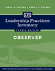 LPI: Leadership Practices Inventory Observer, 4th Edition (111818274X) cover image