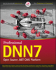 Professional DNN7: Open Source .NET CMS Platform (111885084X) cover image