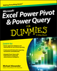 Excel Power Pivot and Power Query For Dummies (111921064X) cover image
