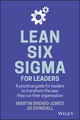Lean Six Sigma For Leaders (111937474X) cover image