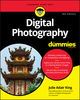 Digital Photography For Dummies, 9th Edition (111960964X) cover image