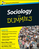 Sociology For Dummies, UK Edition (111999134X) cover image