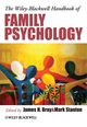 The Wiley-Blackwell Handbook of Family Psychology (140516994X) cover image