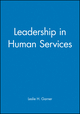 Leadership in Human Services (155542144X) cover image