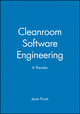 Cleanroom Software Engineering: A Reader (185554654X) cover image